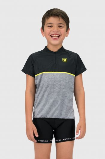 Camisa Infantil BIKE FREE FORCE Sport First