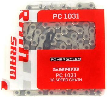 Corrente Sram PC-1031 10v (114 Links)