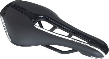 Selim Shimano Pro Stealth Carbon 142mm Trilho de Carbono 7x9mm