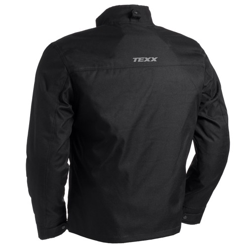 jaqueta moto texx Executive Bond preto
