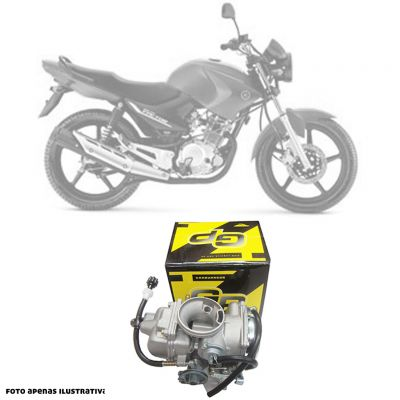 Carburador Yamaha YBR 125 Factor 2009 A 2010 Md Original