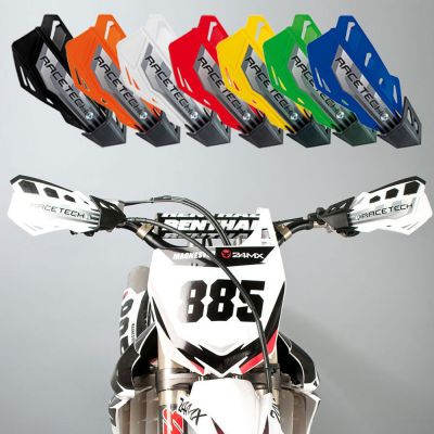 Protetor Mao Moto Cross Trilha Universal - Race Tech