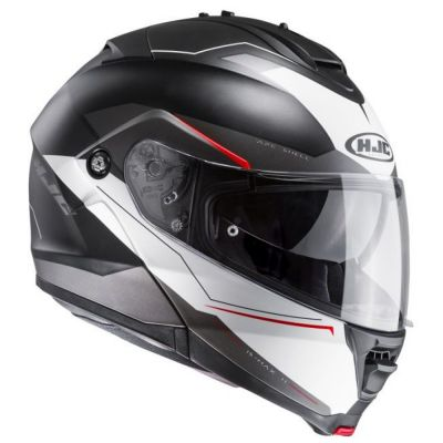 Capacete Hjc Is-Max II Magma Articulado