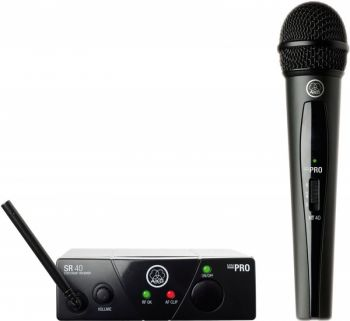AKG WMS40 Mini Vocal Set ( Kit )