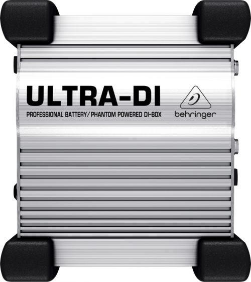 Direct Box Ativo Ultra DI100 - Behringer