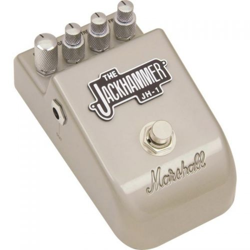 Pedal para Guitarra Overdrive Distortion Marshall Jackhammer JH1
