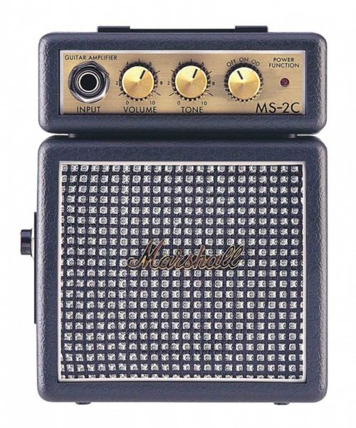Mini Amplificador MS-2C Marshall