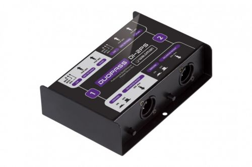 Direct Box Duopass DI-2PS - Waldman