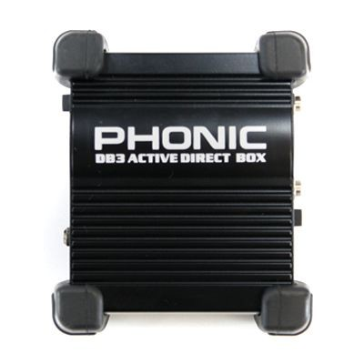 Direct Box Ativo DB3 - Phonic