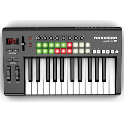Teclado Controlador Launchkey 25 - Novation