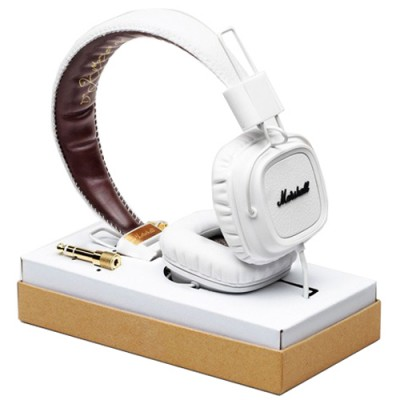 HeadPhone Major White - Marshall