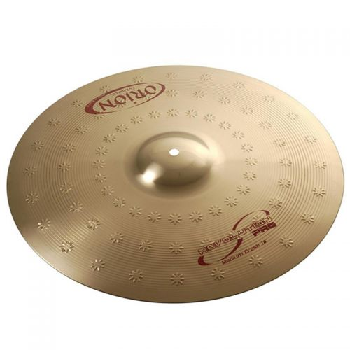 Prato Medium Crash 16'' Orion Revolution Pro Ataque RP16MC Bronze B8