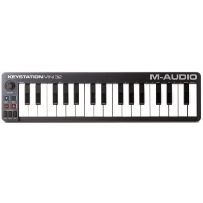 Teclado Controlador Keystation Mini 32 - M-Audio