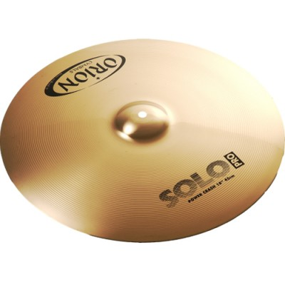 Prato Ataque Power Crash 18'' Orion Solo Pro Bronze B8