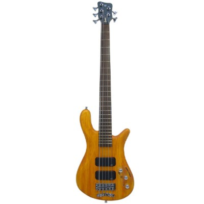 Baixo Rockbass Streamer STD 5C Honey Warwick