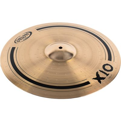 Prato Ataque Crash 17'' Orion X10 SPX17MC Bronze B10