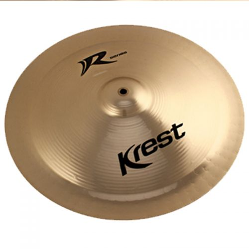 Prato de Efeito China 14'' R Series Bronze B8 - Krest
