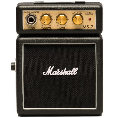 Mini Amplificador MS-2E - Marshall
