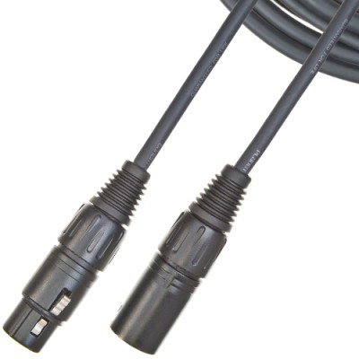 Cabo Para Microfone PW-CMIC-25 7.62 Metros - Planet Waves