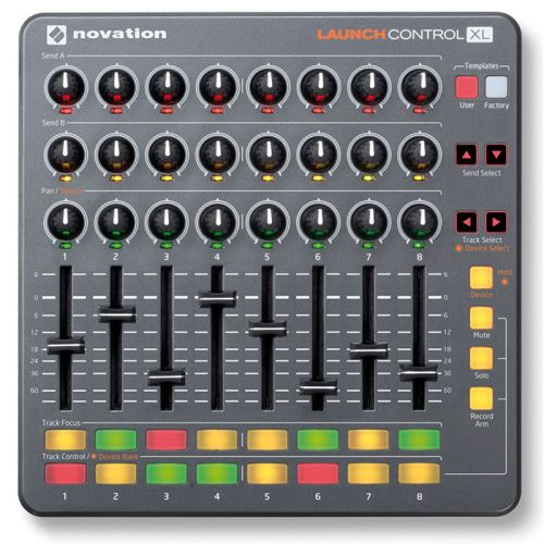 Controlador Midi/USB Launch Control XL - Novation