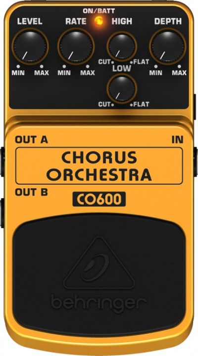 Pedal Chorus Orchestra Co600 - Behringer
