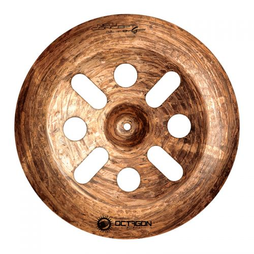 Prato China 16 Octagon New Concept GR16CN B8 Groove