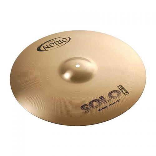 Prato Ataque Orion Medium Crash 16 SP16MC Solo Pro 10  Bronze B10