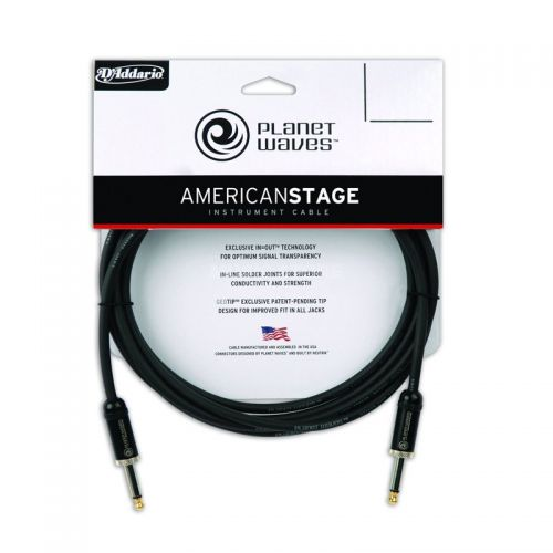 Cabo P10 Planet Waves American Stage PW-AMSG-15 4,57m