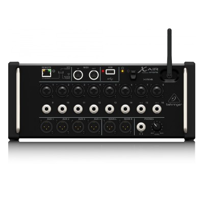 Mixer Digital Behringer X-air XR16 16in/6out  - foto principal 1
