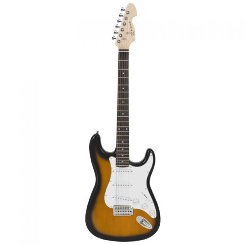 Guitarra Michael Strato GM217N VS Vintage Sunburst com 3 Captadores Single