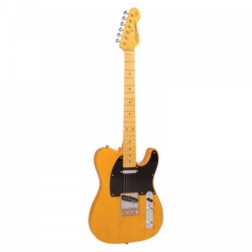 Guitarra Telecaster Vintage V52 BS Reissued Butterscotch