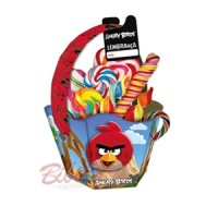 Cachepot Angry Birds- pct com 8 unid