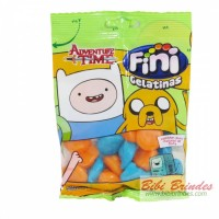 Gelatina Adventure Time Fini - 90g