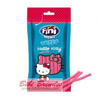 - Regaliz Tubes Hello Kitty Tutti Frutti - Pct c/ 240g