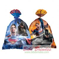 - Sacola Surpresa Batman vs Superman - Pct c/ 8 Unidades - Festcolor