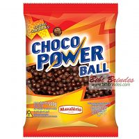 Choco Power Ball Sabor Chocolate 500g - Mavalério