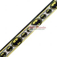 - Fita Decorativa Batman 25mm - Rolo c/ 10 metros - Ref. D109
