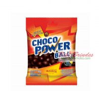 Choco Power Ball Sabor Chocolate 80g - Mavalério