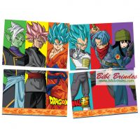 - Painel Dragon Ball 1,28mt x 90cm - Ref. 105755 - Festcolor