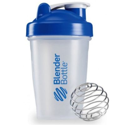 Coqueteleira Blender Classic - Blender Bottle - Azul - 20oz / 590ml