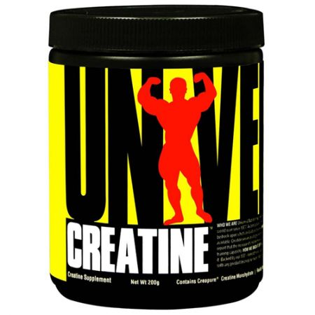Creatina Powder Creapure - 200g - Universal Nutrition