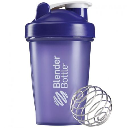 Coqueteleira Blender Full Color - Blender Bottle - Roxo - 20oz / 590ml