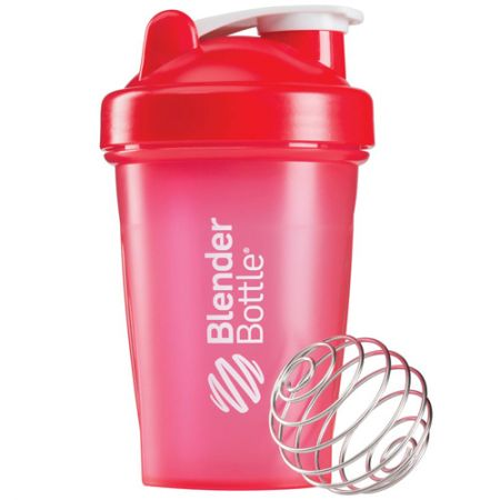 Coqueteleira Blender Full Color - Blender Bottle - Vermelho - 20oz / 590ml