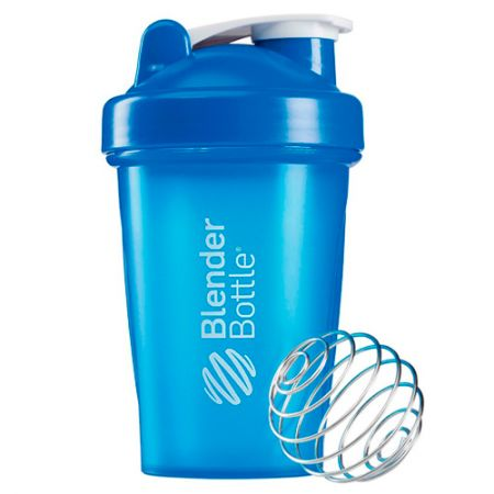 Coqueteleira Blender Full Color - Blender Bottle - Azul - 20oz / 590ml
