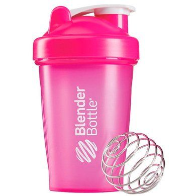 Coqueteleira Blender Full Color - Blender Bottle - Rosa - 20oz / 590ml