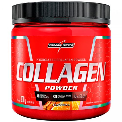 Collagen Powder Hydrolyzed - 300g - IntegralMedica