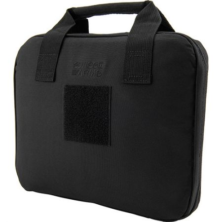 Case Maleta para Pistola Airsoft - Swiss Arms