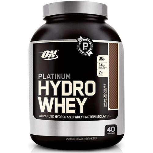 Platinum Hydro Whey - 1500g - Optimum Nutrition