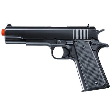 Pistola Airsoft 1911 - Modelo Colt - 6mm - Spring - KWC