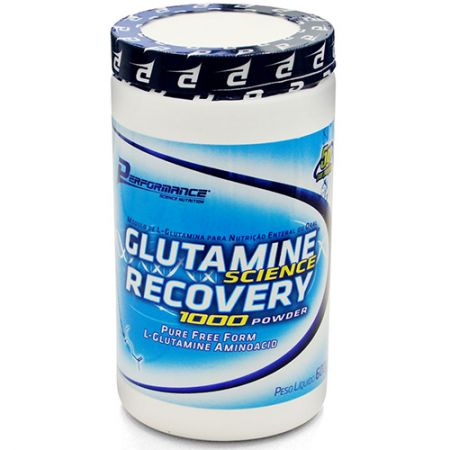 Glutamina Science Recovery 1000 Powder - 600g - Performance Nutrition